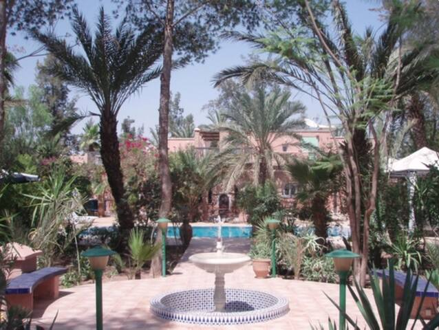 Villa in exceptional surroundings - Marrakesh - Casa
