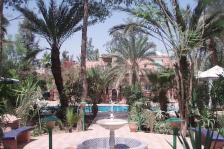 Villa in exceptional surroundings - Marrakech - Hus