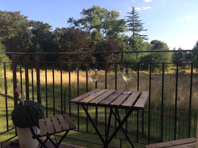 Riverside retreat with great links to London