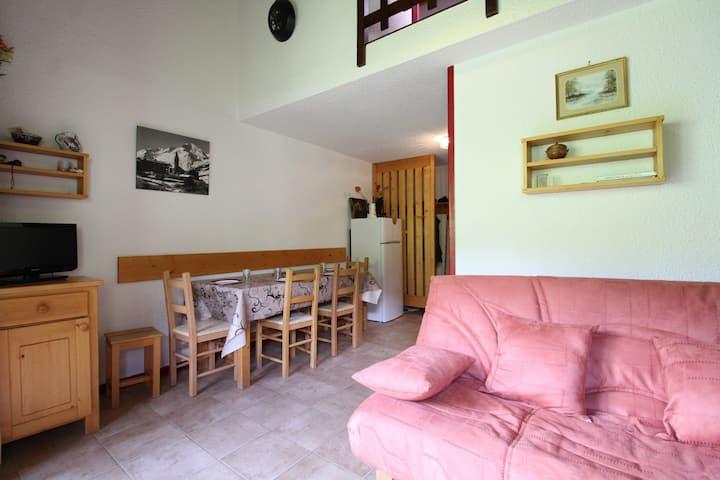 HVC239 : Apartment 6  persons Val Cenis Lanslevillard