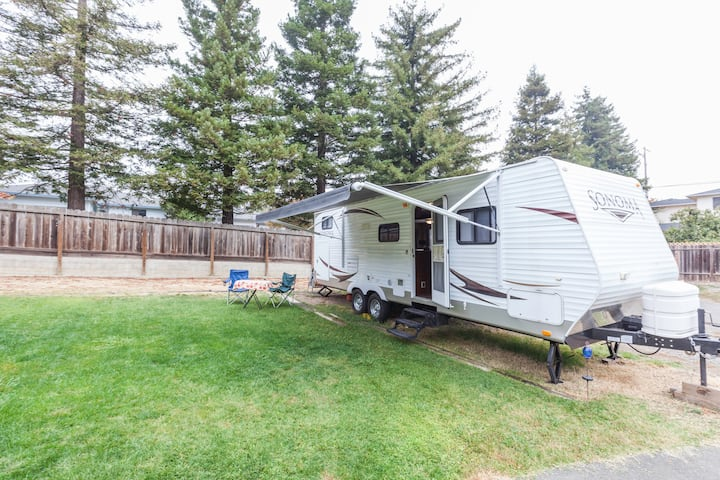 Glamping w/Bicycles Included! Min. stay 31 days