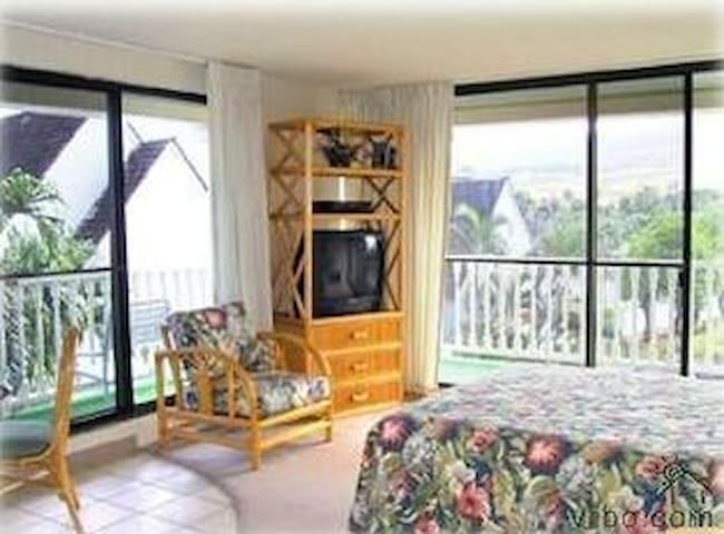 Lahaina Shores Mountain Studio #334 - Lahaina - Apartment