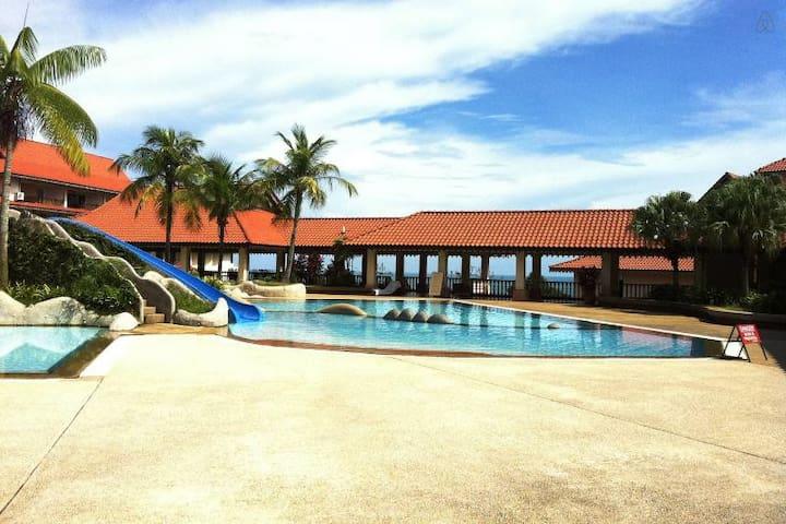 Kuantan Tembeling Resort - Long / Short term rent - 콴탄 - 아파트(콘도미니엄)