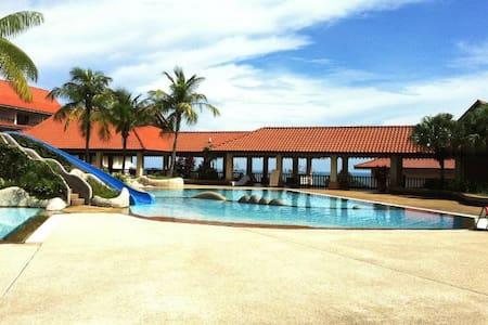 Kuantan Tembeling Resort - Long / Short term rent - Kuantan - Kondominium