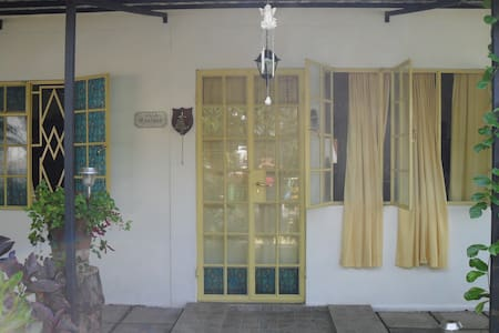 Double Bed studio in paradise! - Mahebourg - Bed & Breakfast