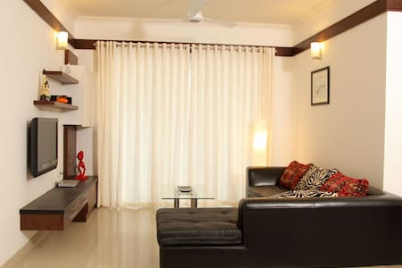 ►Comfy 3BD apt—a view you'll ♥ love - Kochi - Apartment