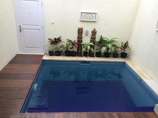Nice 1 bedroom villa with private pool seminyak