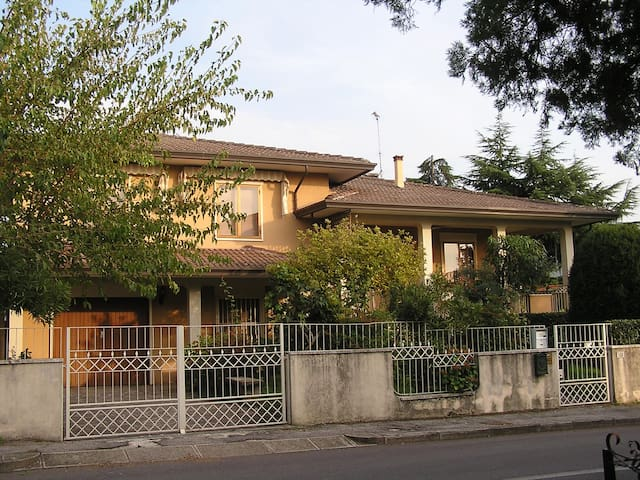 Villetta singola Colli euganei - Vò - Casa