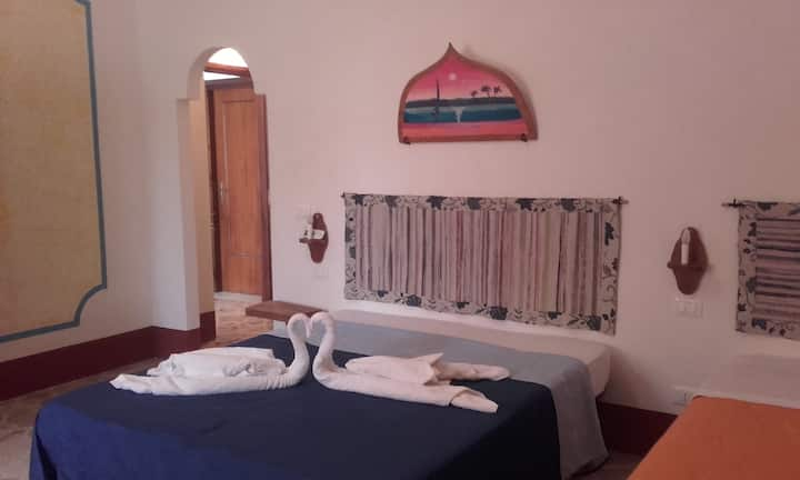B&B Trinacria- Giove Room