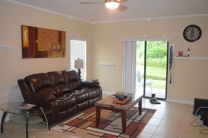 Entire house for Kennedy Space - Rockledge - House