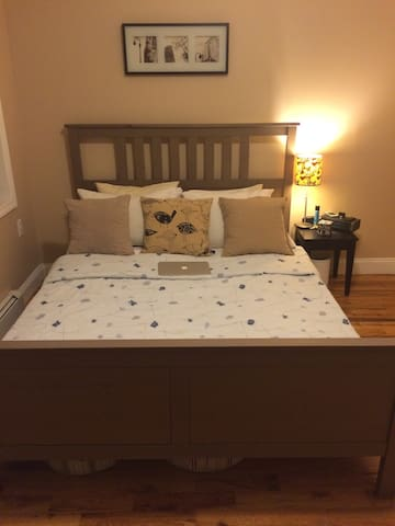 Bushwick Room & 2 Awesome Roomies - Brooklyn - Appartement