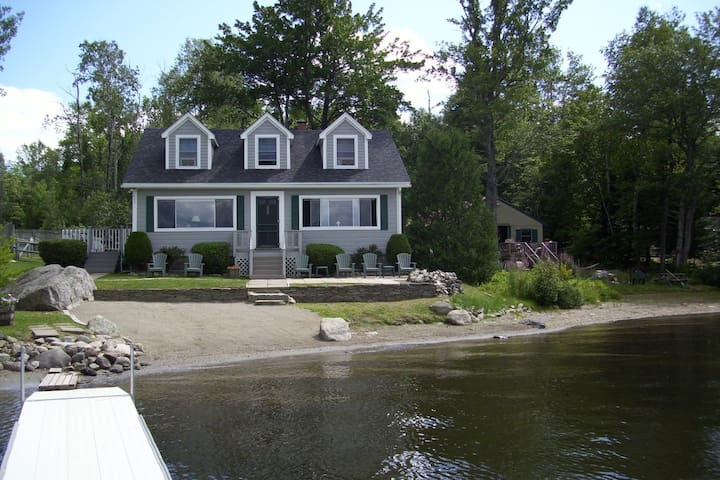 Beech Hill Pond Cottage near Bar Harbor & Acadia