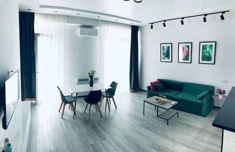 1 bedroom Flamingo  New Apartment Tbilisi