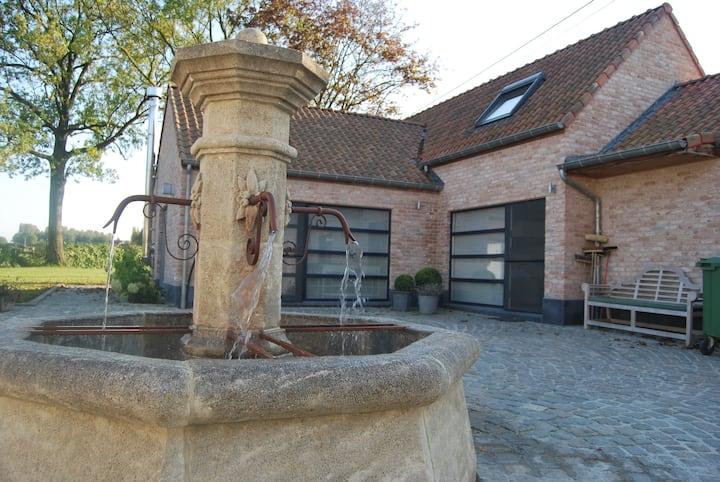 Enjoy your stay in 'Het Kleinste Hof'