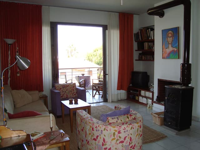 Next to the beach-near Thessaloniki - Agia Triada - Apartament