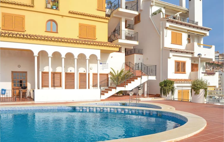 Holiday apartment with 4 bedrooms on 90m² in Faro de Cullera