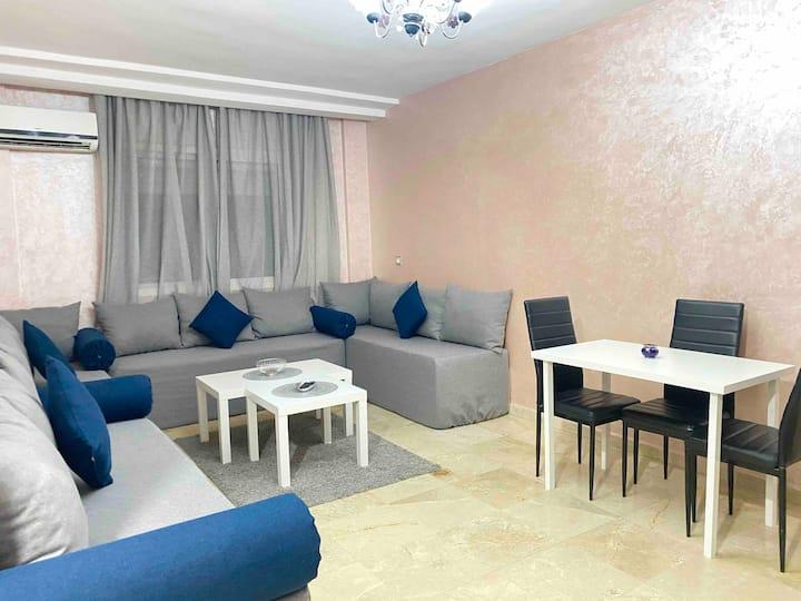 Au centre / The Morrocan suite -WIFI