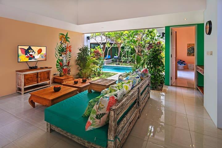 Tantric Tropical Home North Canggu
