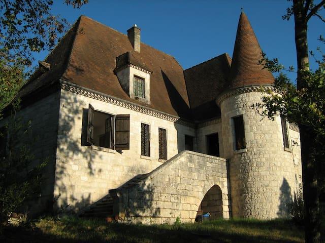 Petit castel,   calme et espace - Beaumont-du-Périgord
