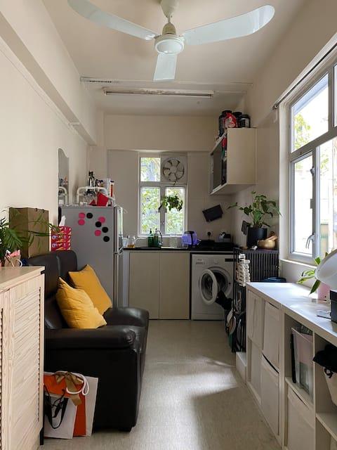 1 bedroom in Central/ SOHO flat