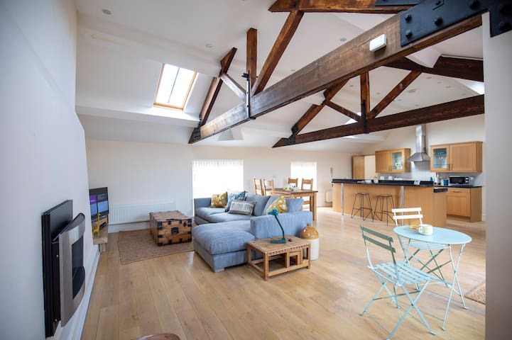 Alnwick Town Centre 1BR Luxury Apartment