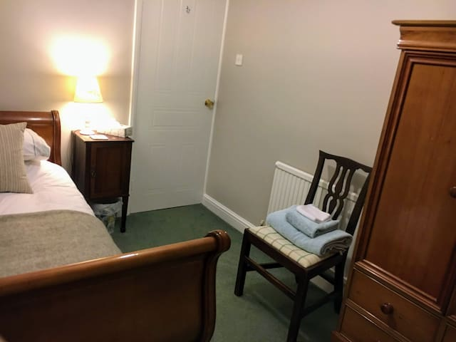 Bedroom Three with 3 ft bed