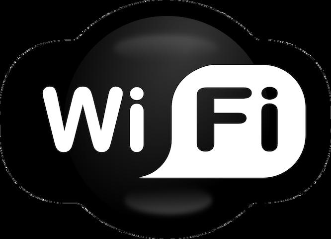 Servicio de WiFi para conectar celulares y notebooks