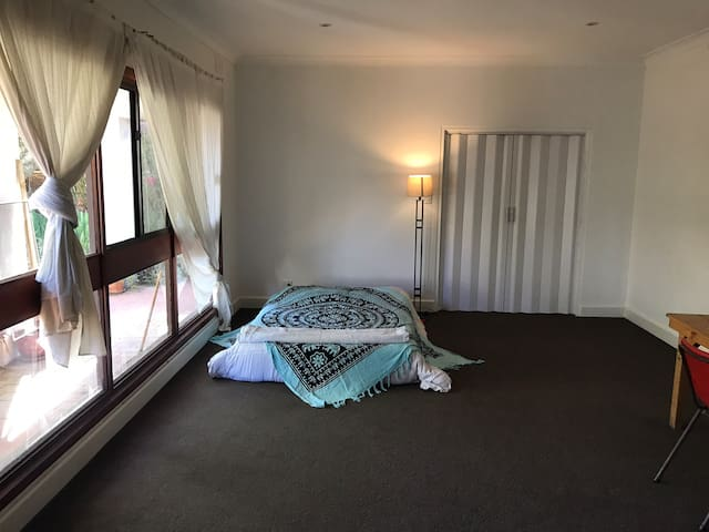 $70 to $90 a night space in Central Australia.