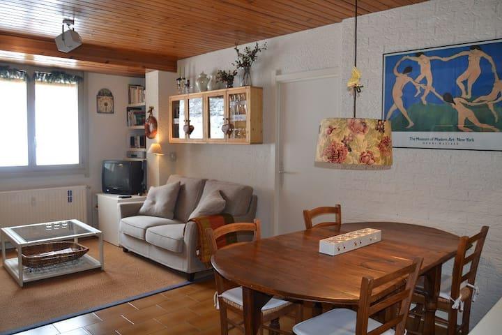 Apartamento Vielha con wifi Cauba - Betren - Apartament