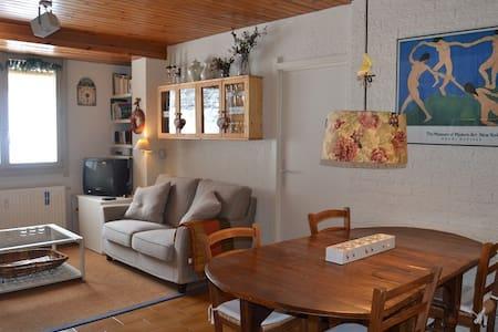 Apartamento comodo y funcional con wifi Cauba - Betren