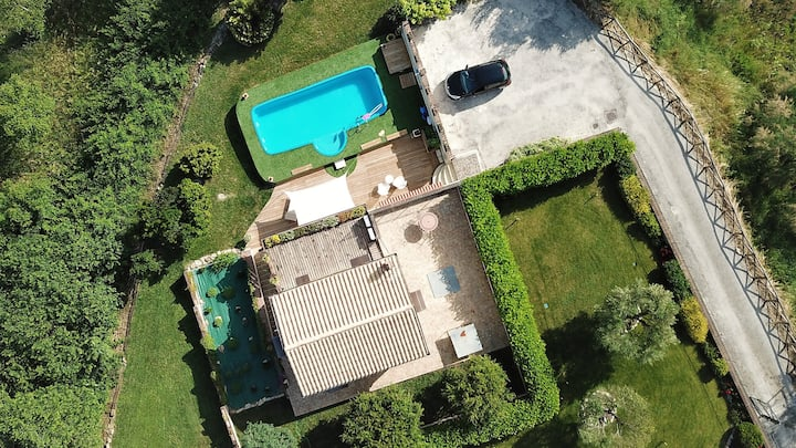 SUITE FAMILY in Villa Sole Marche
