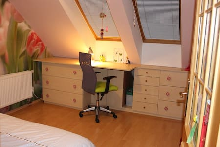 Near Prague airport - for 1 person - Hostivice
