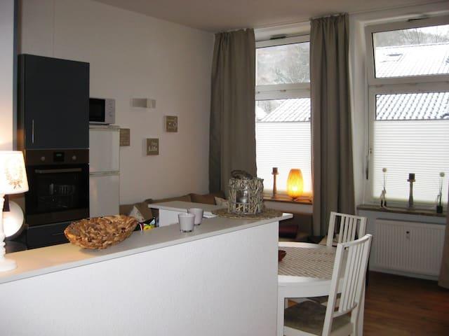 Freundliche kleine ruhige Wohnung - Gevelsberg - Huoneisto