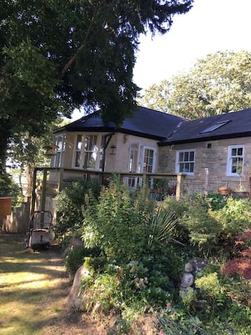 Annexe to beautiful rural rectory - Gretton - Casa