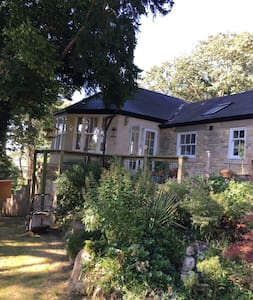 Annexe to beautiful rural rectory - Dom