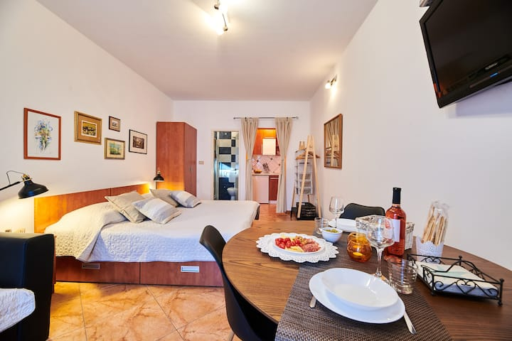 Noa 2 cozy nest for two, air-conditioned , Wi-fi