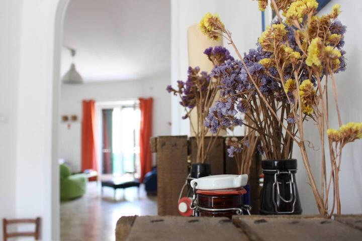 Pompei apartment