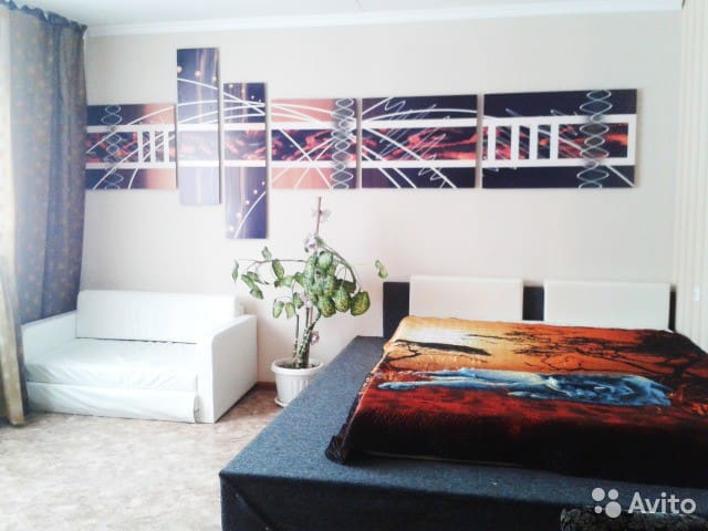 Уютная 1-комнатная квартира - Nizhnekamsk - Lägenhet