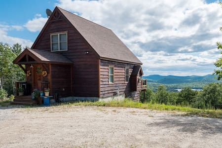 *NEW LISTING* Beautiful home with gorgeous views. Close to water and skiing