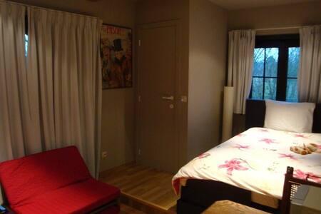 ENSOR LUXE Gastenkamer bij B&B YACA - De Haan - Villa