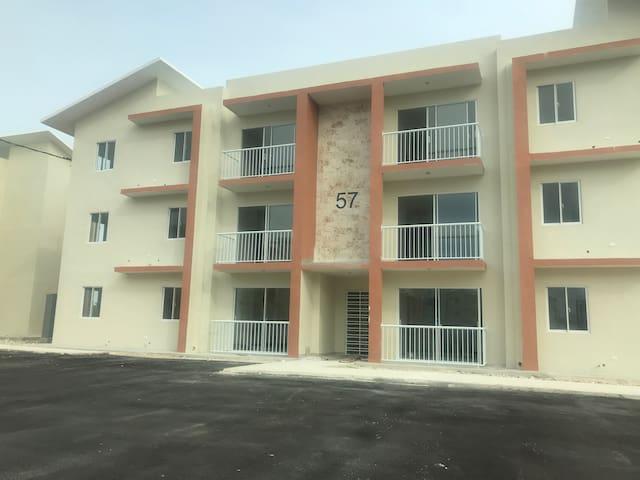 Cómodo y bonito apartamento
