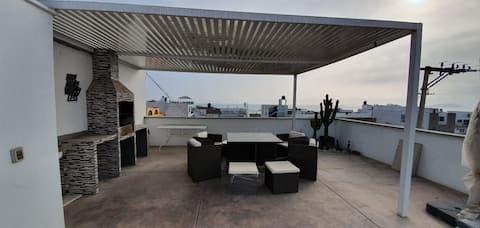 Acogedor Duplex en Playa Los Pulpos