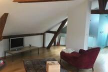 Living Room - Rooftop