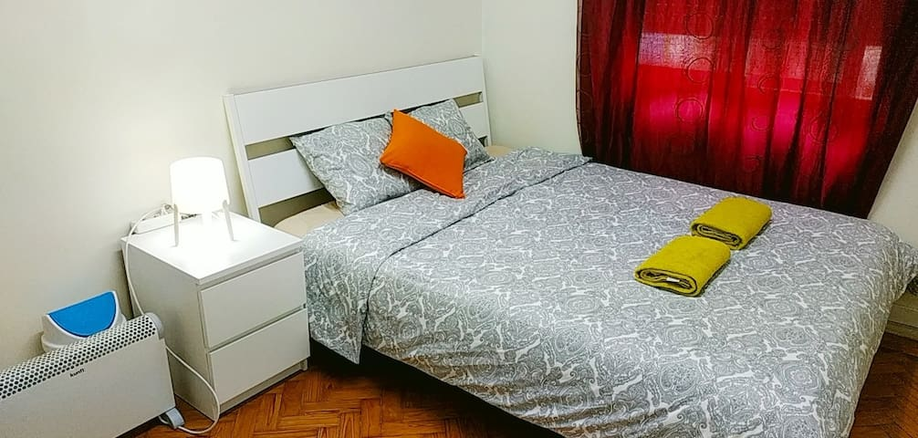 Perfect Room near EXPO–AIRPORT–B