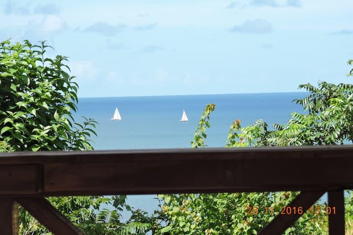 Amazing Sea and Sun Deck Studio