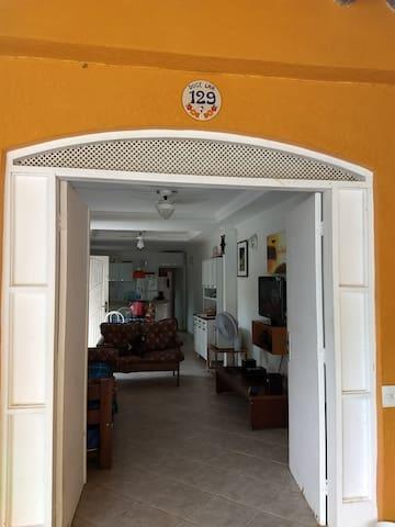 Itanhaém - Praia do Sonho - Casa   p/até 6 pessoas