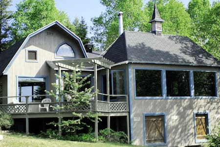 Great Cottage in Charlevoix - Les Éboulements - 獨棟