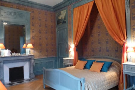 Domaine de Montaudin - Bed & Breakfast