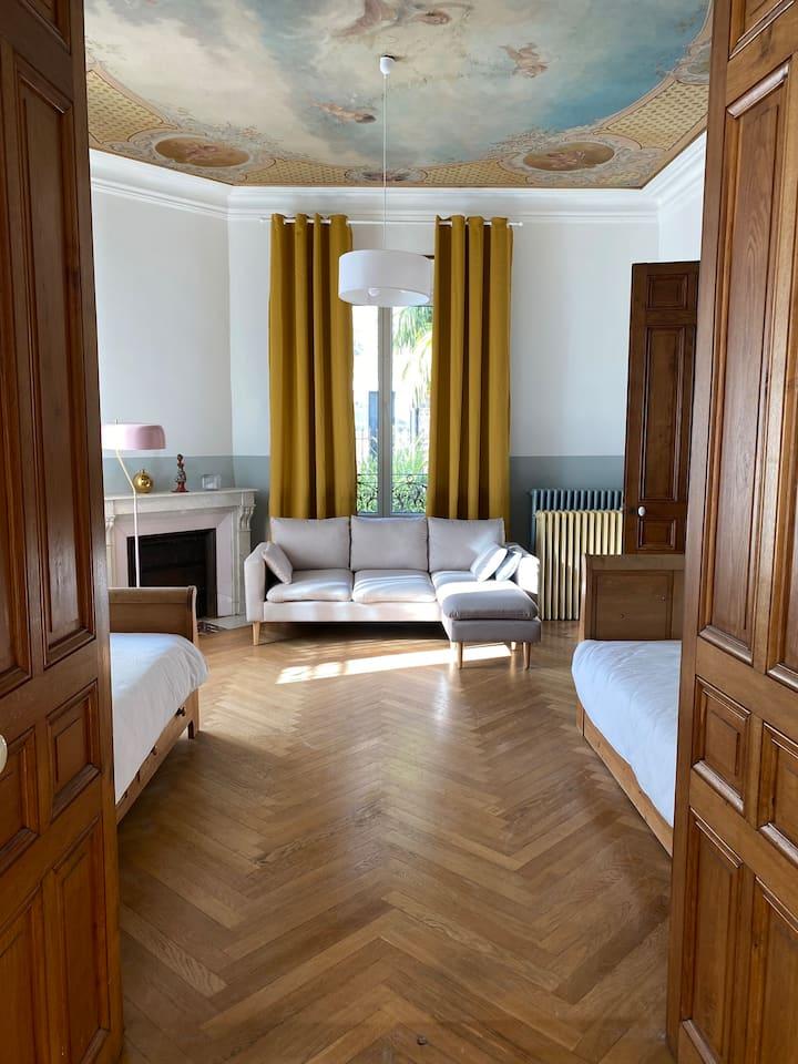 Appartement Villa Tourniette - JADE + ANNEXE