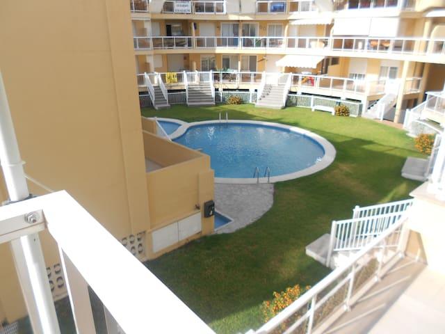 Appartement à Xeraco bord de mer  - Xeraco - Apartamento